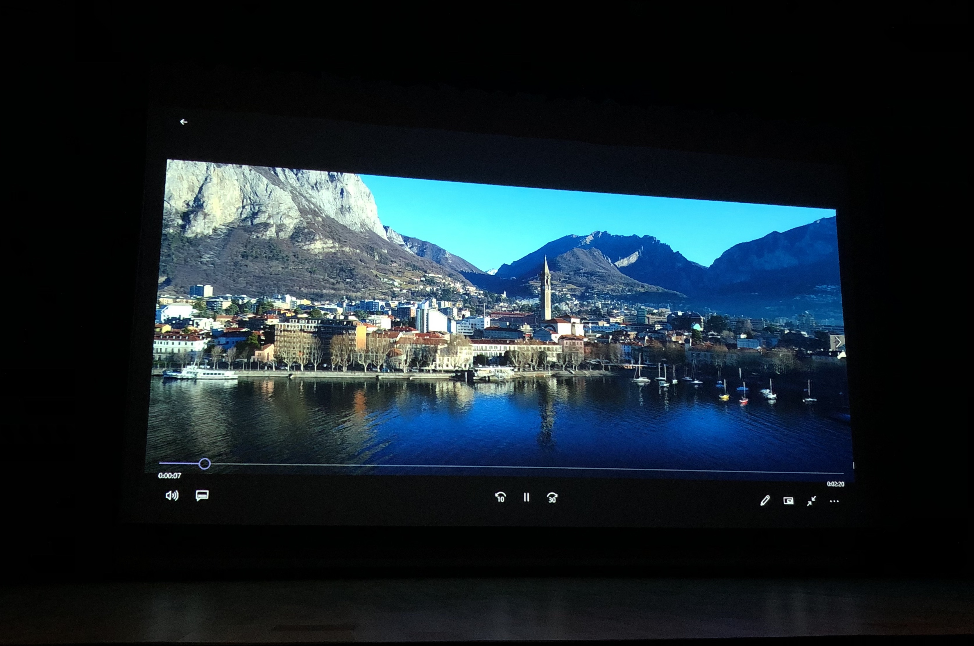 Lecco: A Movie Landscape