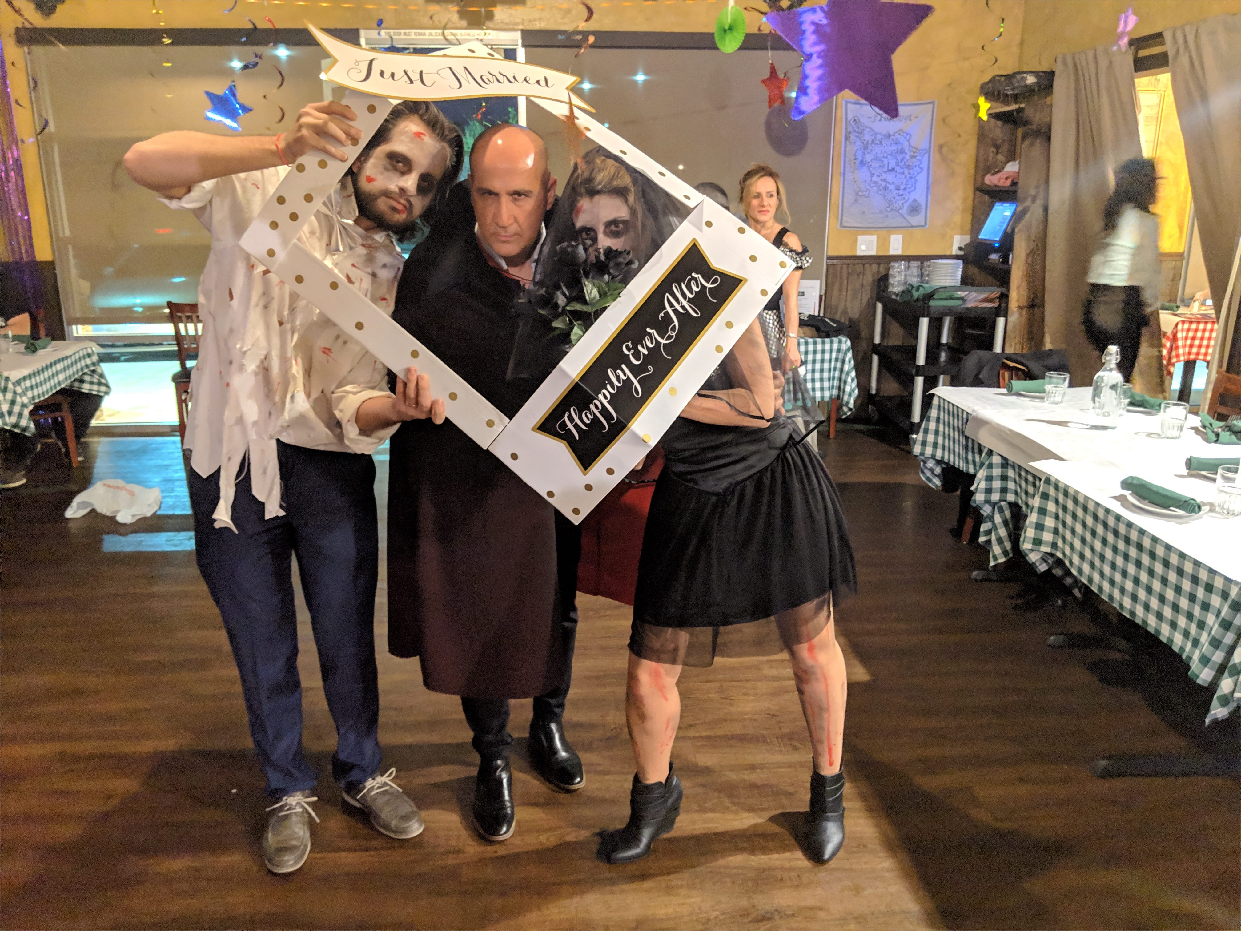 Italian Masquerade Party
