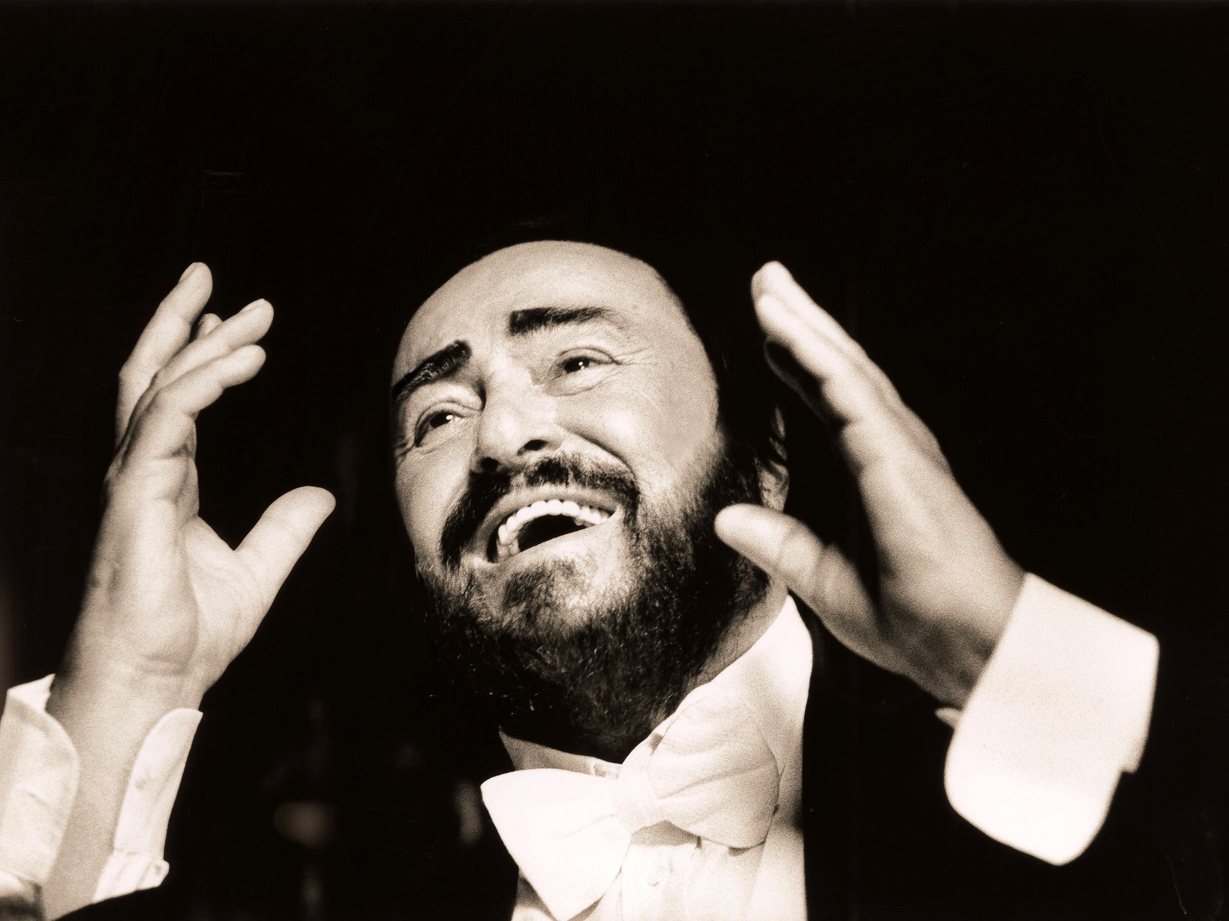 PAVAROTTI. HIS TALENT, HIS MUSIC, HIS LIFE