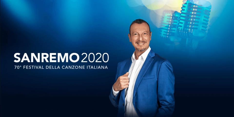 SANREMO MUSIC FESTIVAL 2020